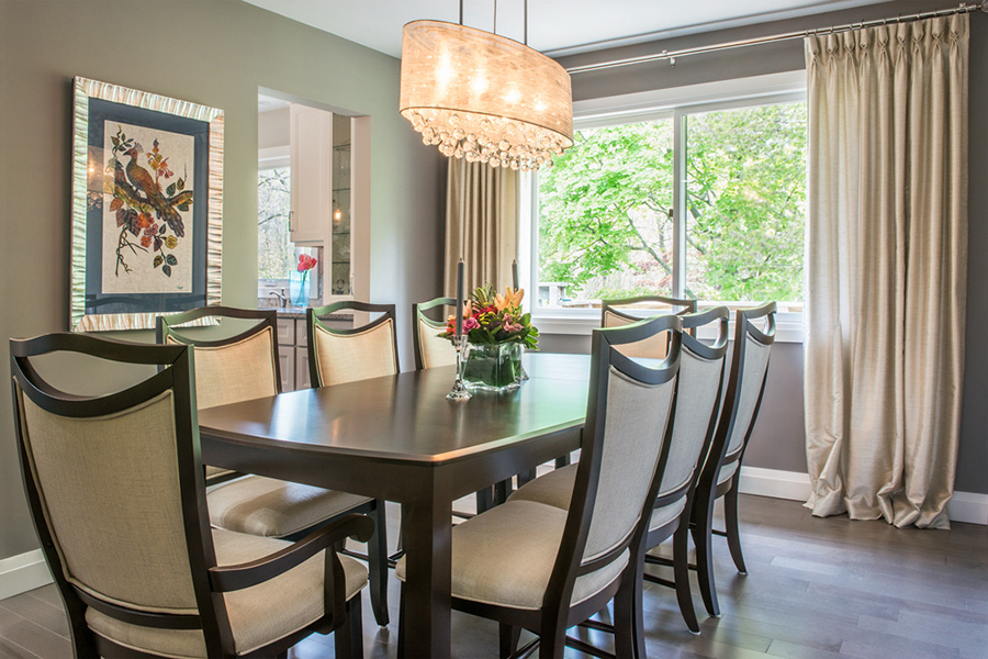 Dinning Room Residential Properties Photographers in Niagara