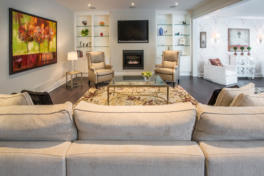 Living Rooms Architectural Photographer Niagara