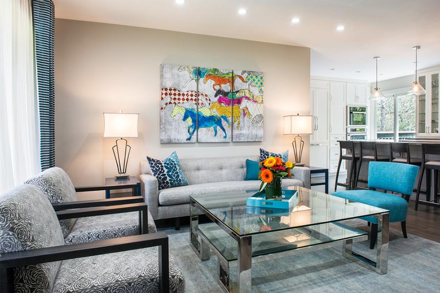 Livingroom Photographer in St Catharines