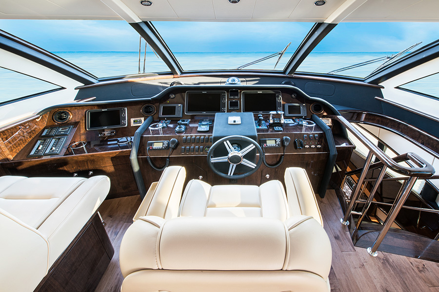Yacht Cabin Photographers view Niagara