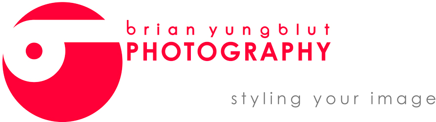 Logo for Photo Niagara and Brian Yungblut Photography